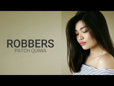 ROBBERS | THE 1975 cover by Patch Quiwa