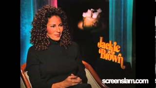 ScreenSlam -- JACKIE BROWN: Interview with Pam Grier