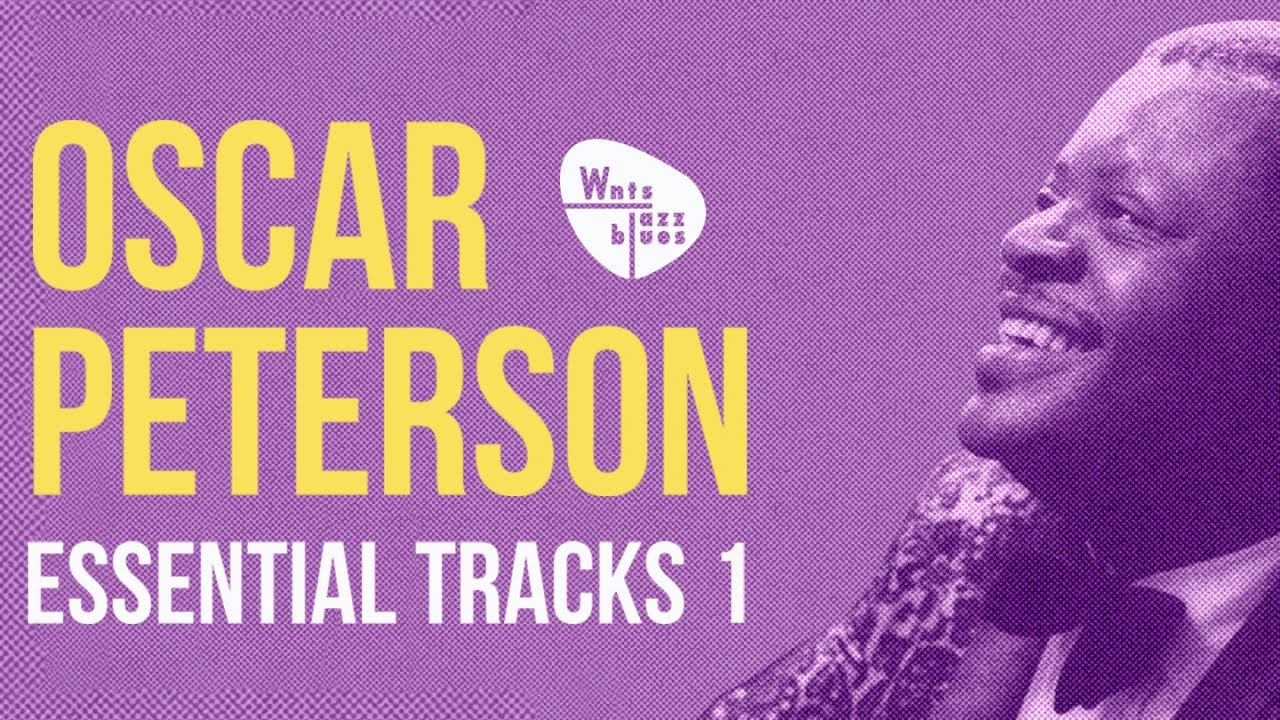 Oscar Peterson — Swing & Easy Piano