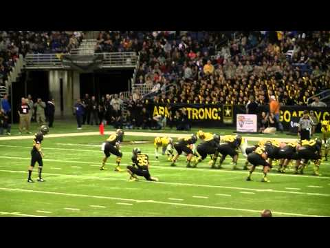 Johnny Townsend 2013 All-American Bowl Highlights