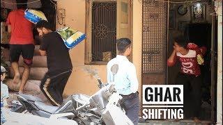 Ghar Shifting || Gujrati Comedy Video|| Kaminey Frendzz