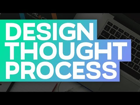 How I approach designing a website - my thought process