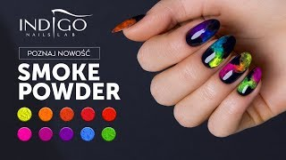 Smoke Powders by Indigo - Hybrydy z  super designem Smoke Effect