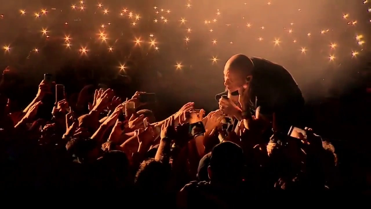 Linkin Park - One More Light live @ i-Days 2017 - YouTube