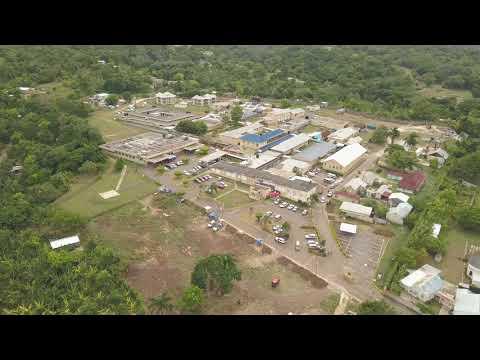 St Ann's Bay Hospital, St Ann, Jamaica
