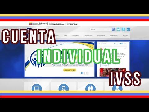 Como Obtener La Cuenta Individual en el IVSS