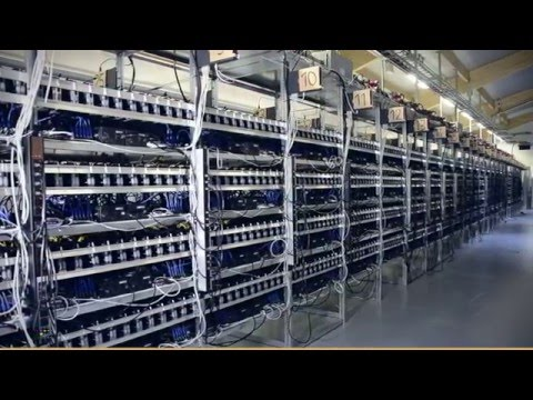 Building Enigma / The Largest Ethereum Mining Facility