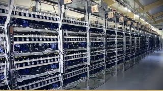 Building Enigma / The largest Ethereum Mining Facility thumbnail
