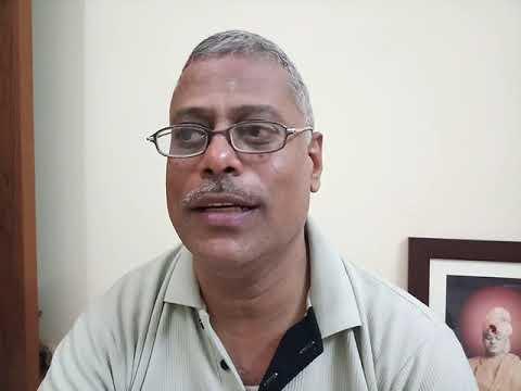 """Experience with Mahaperiayava-""""ANNAPATTI NARAYANASAMI RAMAKRISHNA IYER""""&Naga Piles clinic,Bangalore"""