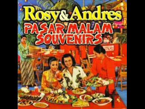 ROSY & ANDRES - Waarom huil je toch nona manis....