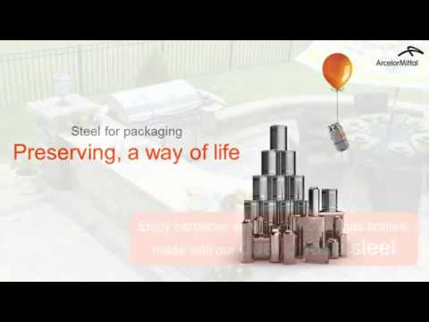 Our Steel The Fabric Of Life - ArcelorMittal Europe Presentation
