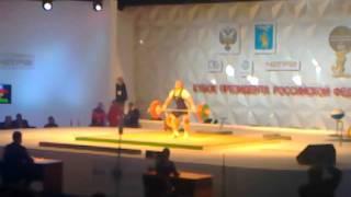 Мировой рекорд по тяжелой атлетики(г. Белгород 2011 год., 2011-12-19T18:56:50.000Z)