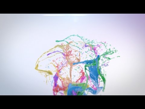 Colorful Liquid Logo Reveal | After Effects project