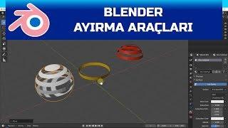 Blender - Nesneyi Parçalara Ayırmak