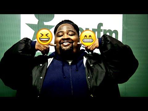 LunchMoney Lewis im YOU FM Emoji Interview