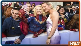 The Special Screening of Avengers: Endgame took place in LA on Monday at LA Convention Center