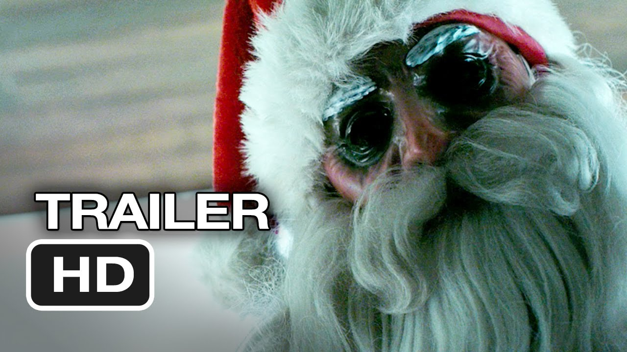 Only One Door Left On My Demented Santa >> Silent Night Official Trailer 1 2012 Santa Claus Horror Movie