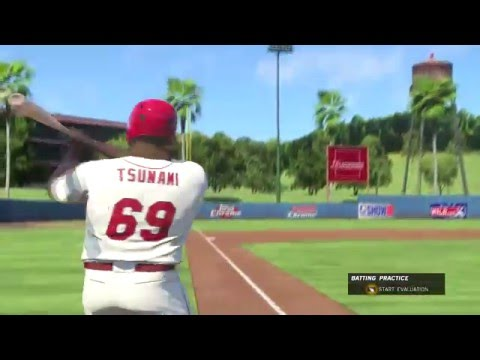 MLB The Show 16   RTTS Creation Scouting Day and Amature Showcase Game 1