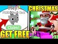 GET A FREE GIANT CAT AND CHRISTMAS UPDATE IN PET SIMULATOR! (Roblox)
