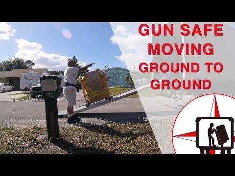 Gun Safe Moving