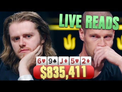Young Millionaire DESTROYED By Patrik Antonius