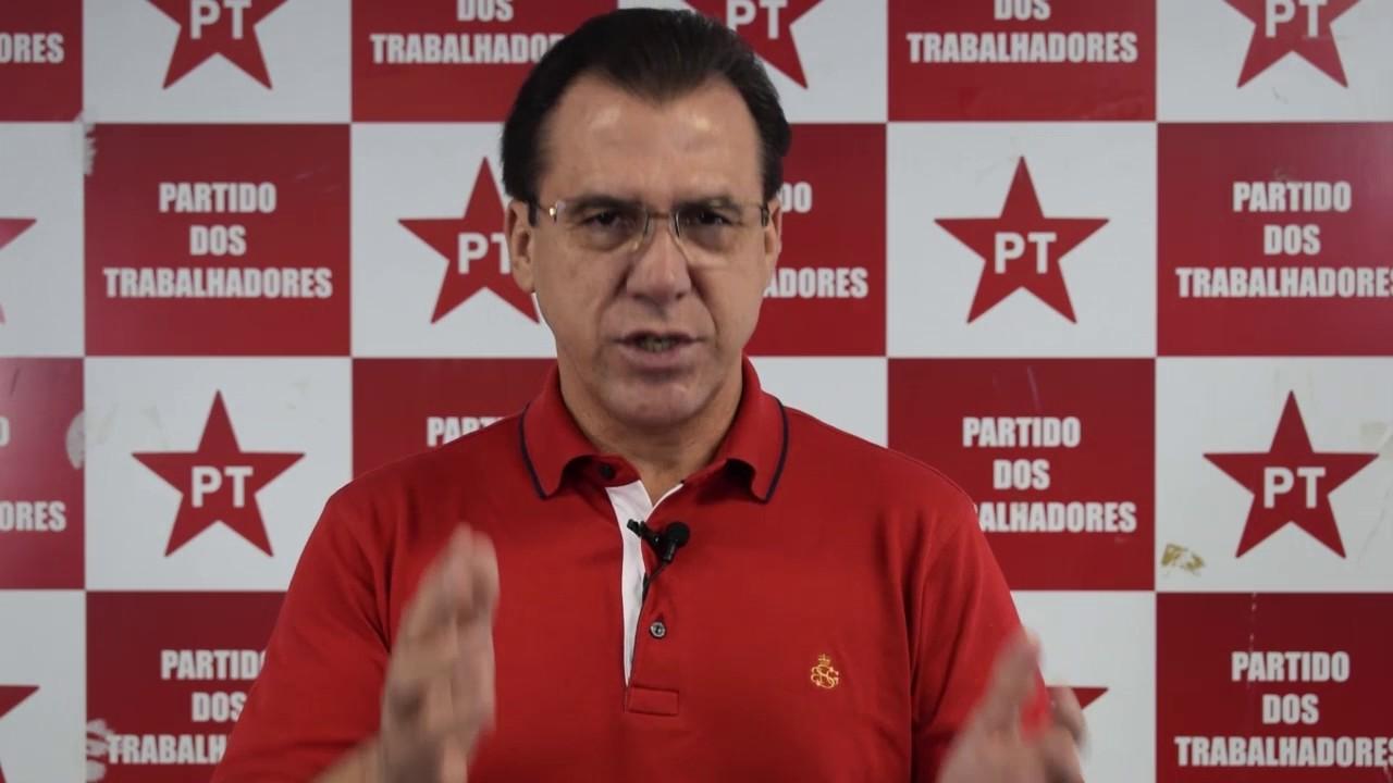 Resultado de imagem para Luiz Marinho (PT)