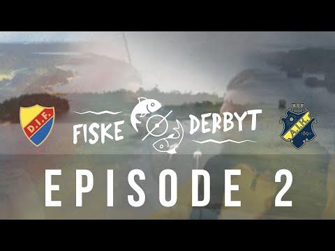 Fishing Derby/Fiskederbyt 2019 - Episode 2