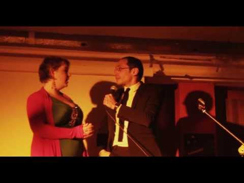 Boidurjo Rick Mukhopadhyay and Joanna Lee ISC's Got Talent'13