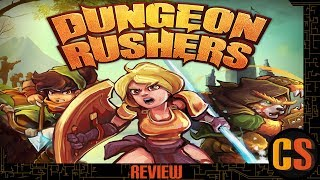 DUNGEON RUSHERS - PS4 REVIEW