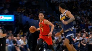 Jeremy Lin Highlights - 11/15/18 Hawks at Nuggets