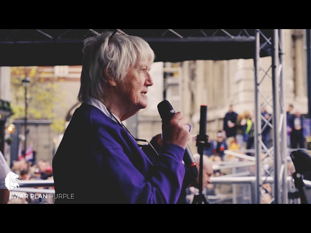 Liz Phillips' Speech at the Brexit Betrayal March
