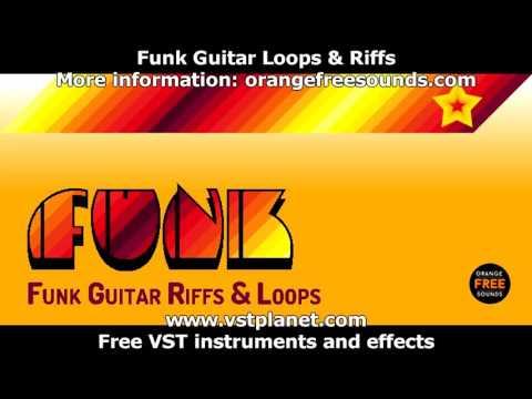 Funk Guitar Loops and Riffs (not vst) - Sound Pack - vstplanet.com