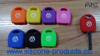 WHOLESALE VW silicone car key cover,VW silicone key cover and VW key fob cover