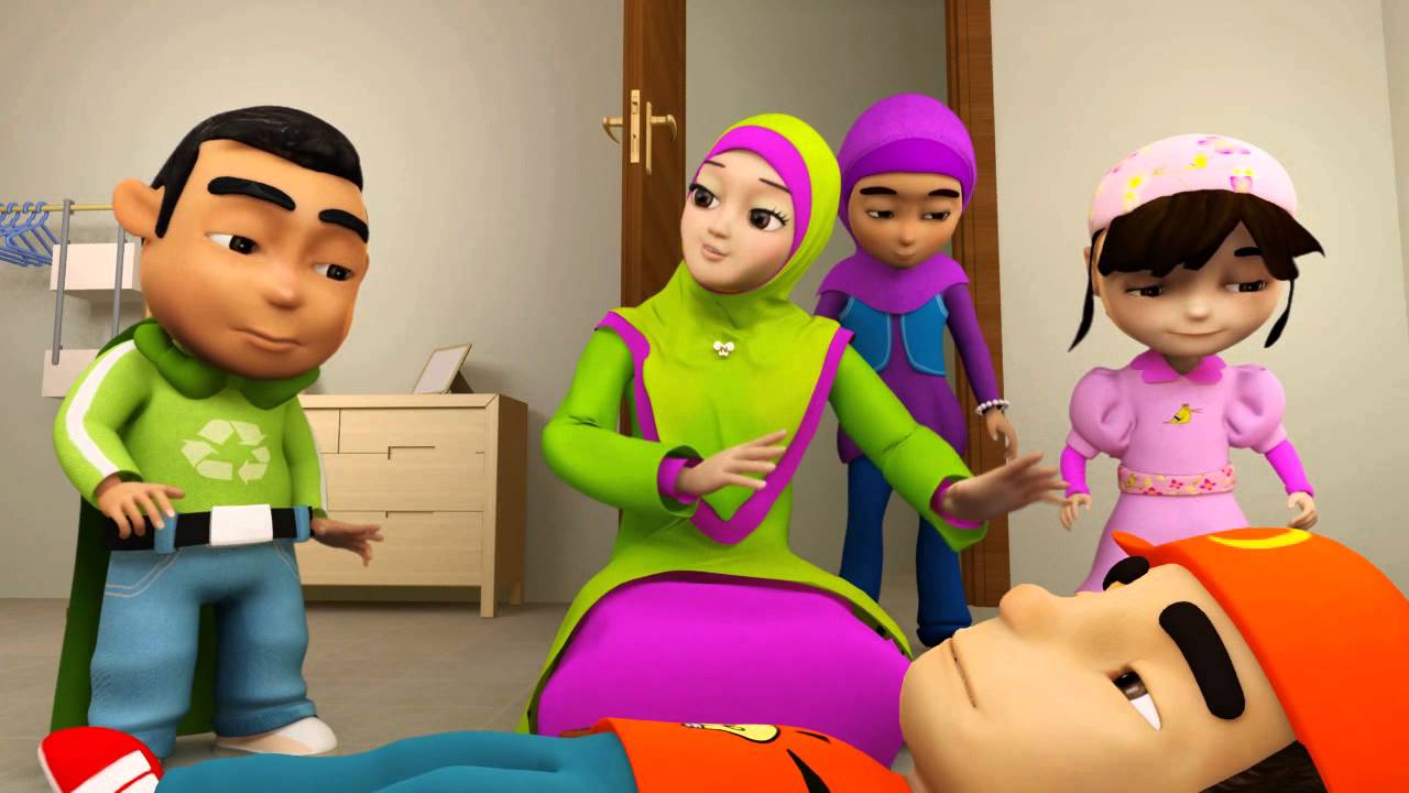 """Download """"UMMI.. more stories please!"""" Season 1 - Official English Trailer"""