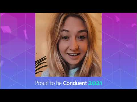 Celebrating Proud to be Conduent - 2021