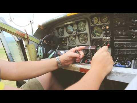 Pilatus PC-6/B2-H4 S5-CEI Engine Startup
