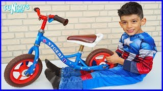 Learn English with Toys and Furniture for Children