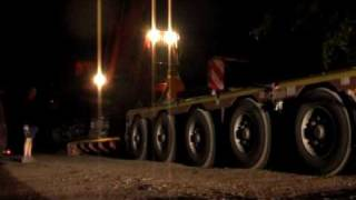 Metrans: Transport maszyny do rozbiórek