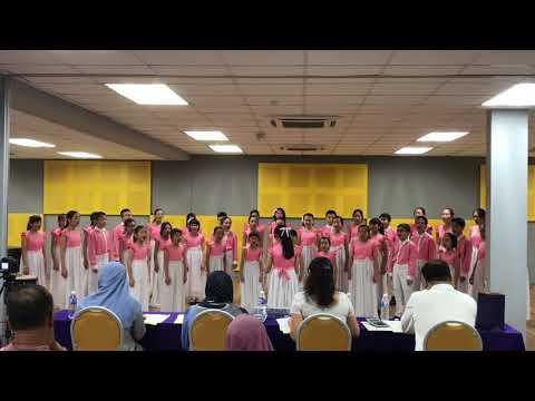 The Malaysia International Music Festival 2018 沙登华小合唱团