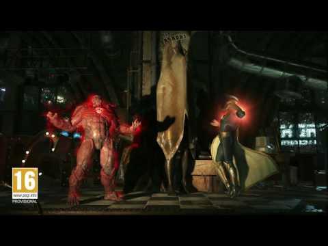 Senhor Destino é o novo personagem de Injustice 2; veja o lutador em ação