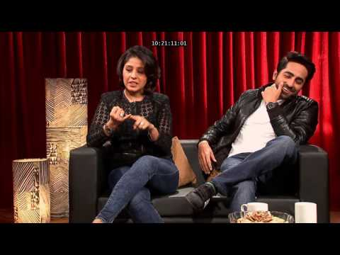 Ayushmann Khurana and Sunidhi Chauhan Exclusive Interview - Segment 3
