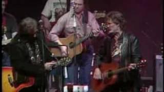 Waylon, Willie, Johnny and Kris...... Good Old Boys