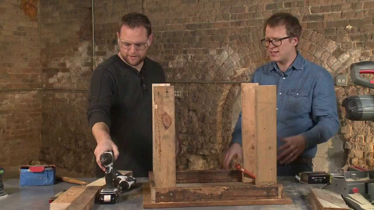 How to Build an End Table with Blake Sloane - YouTube