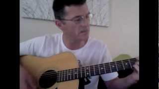 Lately - Stevie Wonder Acoustic Guitar Cover