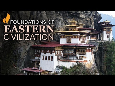 History of China, Korea, Japan & Southeast Asia | Foundations of Eastern Civilization