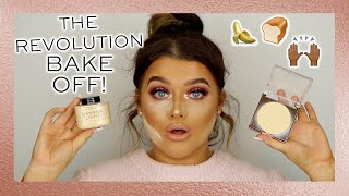 REVOLUTION | BAKE AT HOME OR BLOT ON THE GO - NEW BAKING POWDERS