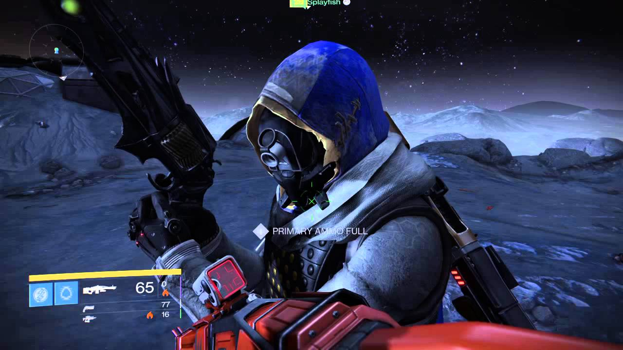Destiny - Someone really loves his Thorn - YouTube