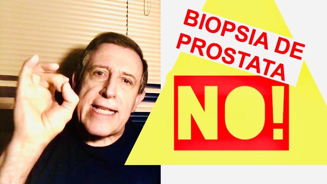 costo de biopsia de próstata colombia y