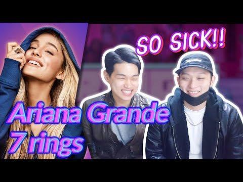 K-pop Artist Reaction] Ariana Grande - 7 Rings