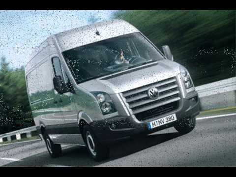 VW Crafter Song 2011